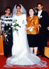 Dunhammichell marriage